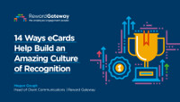 14 Ways eCards Help Build an Amazing Culture of Recognition