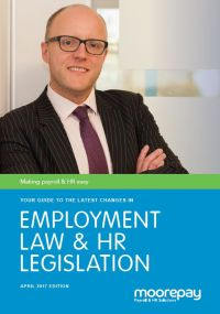 Your Guide to the Latest Changes in Employment Law & HR Legislation – April 2017