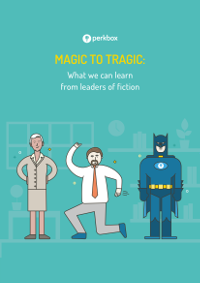 Magic to Tragic: What can we learn from leaders of fiction?