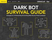 Surviving the Bot Matrix