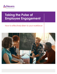 Taking the Pulse of Employee Engagement