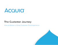 The Customer Journey: How to Deliver a Great Customer-First Experience