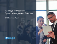 12 Ways to Measure Spend Management Success