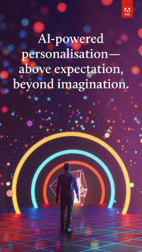 AI-Powered Personalisation: Above Expectation, Beyond Imagination