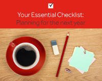 Planning Goals for 2017: Your Essential Checklist