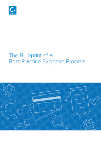 The Blueprint of a Best Practice Expense Process