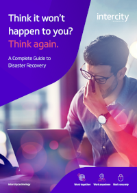 Disaster Recovery: Think It Won't Happen To You? Think again.