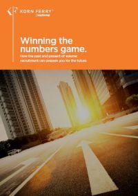 Winning the Numbers Game