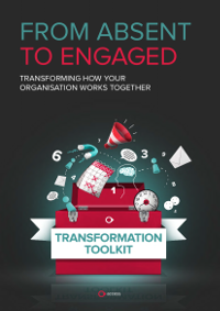 From Absent to Engaged: Transforming How Your Organisation Works Together