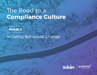 Initiating Behavioural Change: The Road to a Compliance Culture