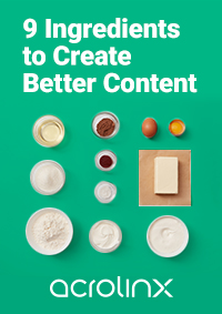 The 9 Ingredients You Need to Make Better Content