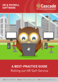 Best Practice Guide: Rolling out HR Self-Service