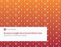 Geschäftseinblicke aus Social-Media-Daten