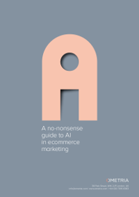 A No-Nonsense Guide to AI in eCommerce Marketing
