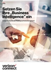 """Setzen Sie Ihre """"Business Intelligence"""" ein"""