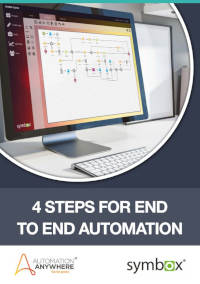 4 Steps for End to End Automation