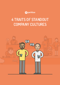 4 Traits of Standout Company Cultures
