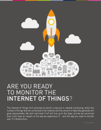 Are you Ready to Monitor the Internet of Things?
