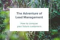 The Adventure of Lead Management
