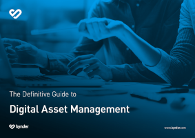 The Definitive Guide to Digital Asset Management