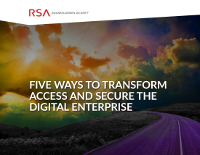 5 Ways to Transform Access and Secure the Digital Enterprise