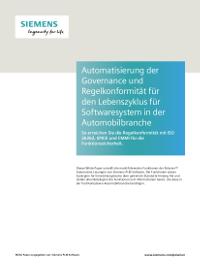 Die Zukunft der Automobilbranche durch Automatisierung