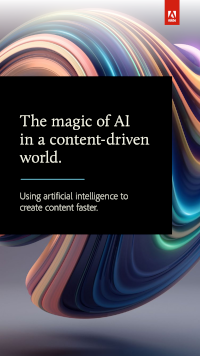 The Magic of AI in a Content Driven World