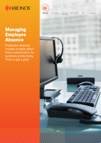 Managing Employee Absence