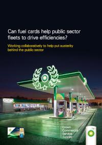 Can Fuel Cards Help Public Sector Fleets to Drive Efficiencies?