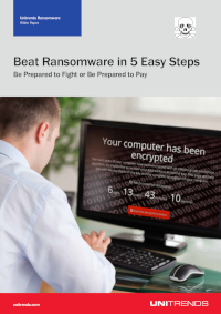 Beat Ransomware in 5 Easy Steps