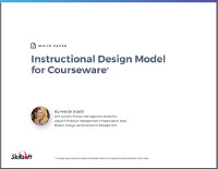 Instructional Design Model for Courseware