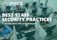Best Staff Security Practices