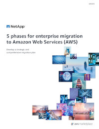 5 Phases for Enterprise Migration to Amazon Web Services (AWS)