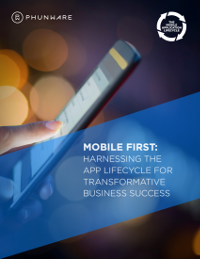 Mobile First: Harnessing the App Lifecycle for Transformative Business Success