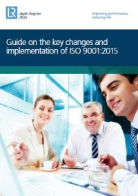 Guide on the Key Changes and Implementation of ISO 9001:2015