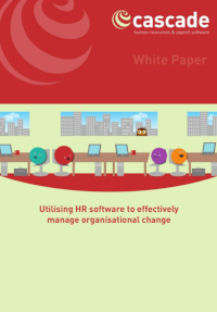 Utilising HR Software to Effectively Manage Organisational Change