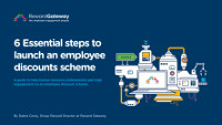 6 Essential Steps to Launch an Employee Discounts Scheme