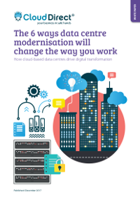 The 6 Ways Data Centre Modernisation Will Change the Way You Work