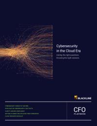 Cybersecurity in the Cloud Era
