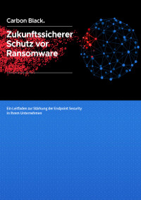 Zukunftssicherer Schutz vor Ransomware