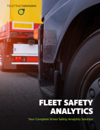 2018 Fleet Safety Analytics: Your Complete Driver Safety Analytics Solution