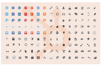 Free Download: 135 Icons for Marketers