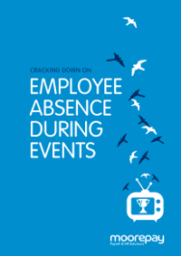 Cracking Down on Employee Absence During Events