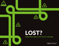 Lost? Follow These Signs on the Road to e-Invoicing