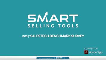 SalesTech Benchmark Survey