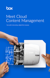 Meet Cloud Content Management