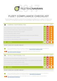Fleet Compliance Checklist