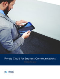 The Essential Guide: Private Cloud for Business Communications