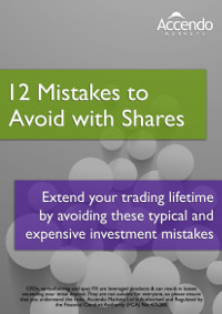12 Mistakes to Avoid when Trading Shares