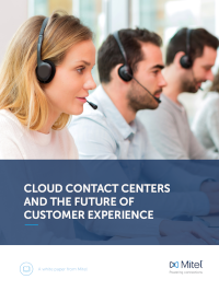 Cloud Contact Centres and the Future of Customer Experience